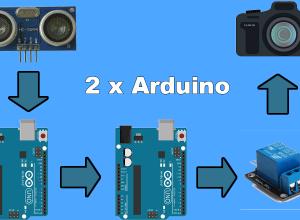 2 Arduino Arası Seri Haberleşme ve Fotoğraf Çekimi