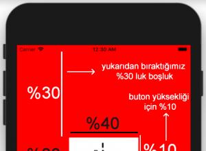 Swift UI Elemanları Storyboard Olmadan